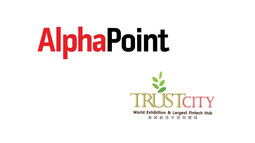 "AlphaPoint blockchain technology selected to build Thailand FinTech hub ""Trust City"""