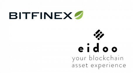 Bitfinex enables anticipated Eidoo (EDO) app token trading
