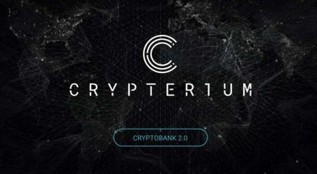 Crypterium crypto bank project offers financial bridge from the cloud to the material world