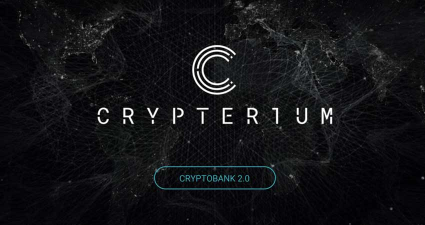 Crypterium Crypto Bank Project Offers Bridge From Cloud To