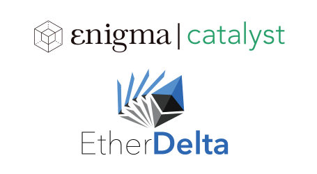 Enigma is rising as company forms token data partnership with EtherDelta