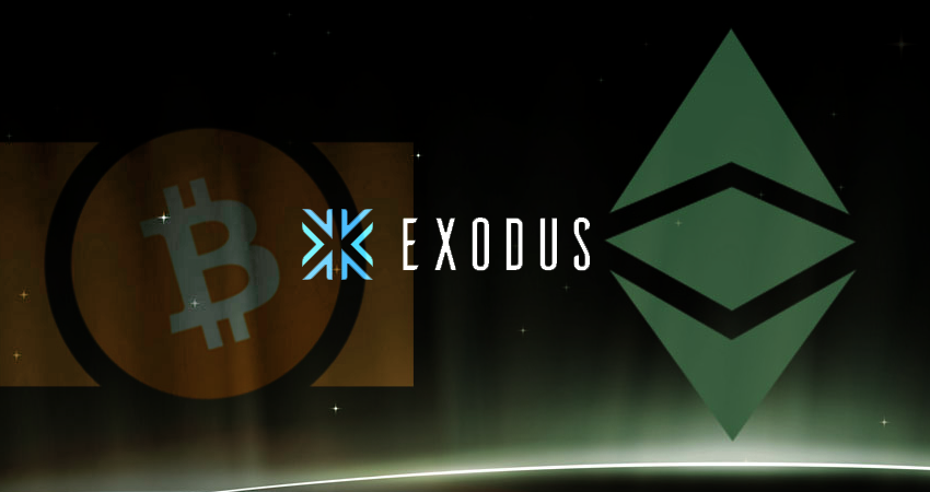 Exodus adds support for Ethereum Classic (ETC) and Bitcoin Cash (BCH)
