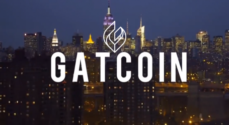 "GATCOIN launches new cryptocurrency ""Airdrop"" technology"
