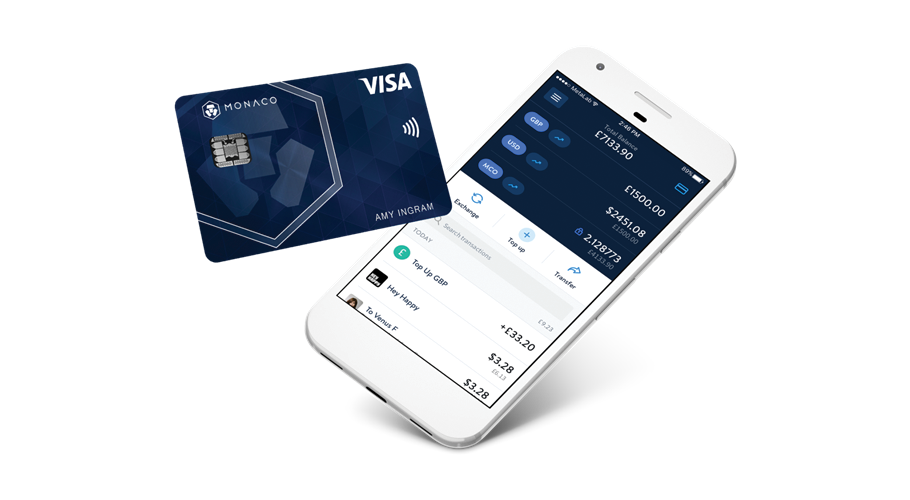 Prepaid card programme for cryptocurrency