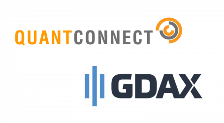 GDAX enables QuantConnect users to include cryptocurrency in algo trading strategies