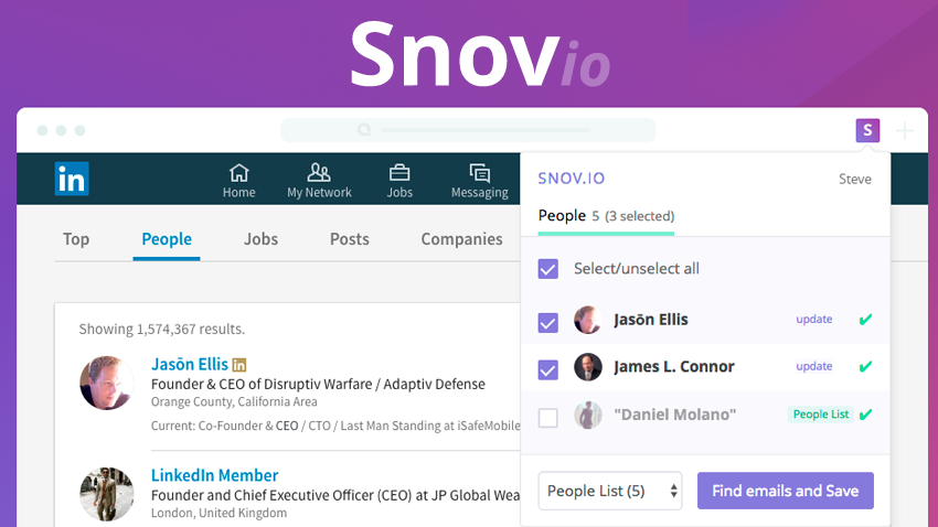 Snovio brings blockchain to implement new approach to lead generation and sourcing