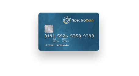 SpectroCoin announces improved features on prepaid bitcoin cards