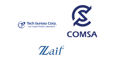 Tech Bureau to place 33% of COMSA and 25% of Zaif tokens in escrow
