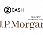 Zcash zero-knowledge cryptography technology integrated for J.P. Morgan's Quorum blockchain