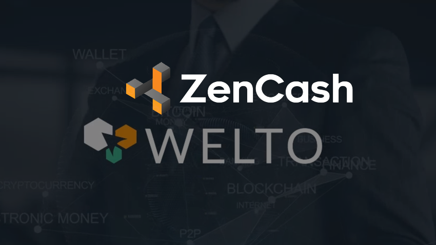 Welto cryptocurrency bill pay module now supports ZenCash