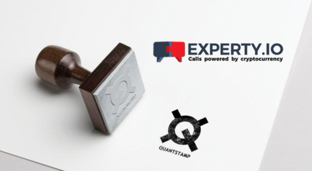 Quantstamp and Experty partner for smart contract audit consultations