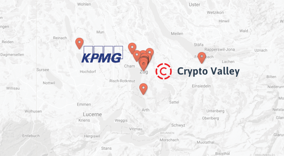 Crypto Valley welcomes KPMG