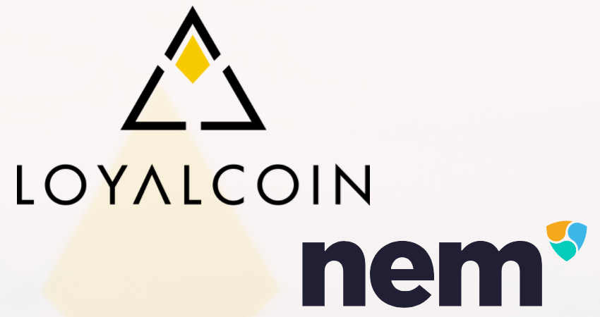 Appsolutely to use NEM blockchain to scale transaction rate for LoyalPlatform