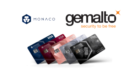 Crypto debit card Monaco partners with Gemalto for high-end metal card