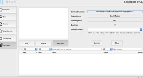 Qtum releases Qt Core wallet v0.14.7