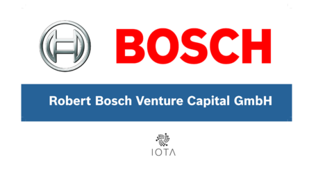 Robert Bosch Venture Capital makes first investment in DLT with IOTA