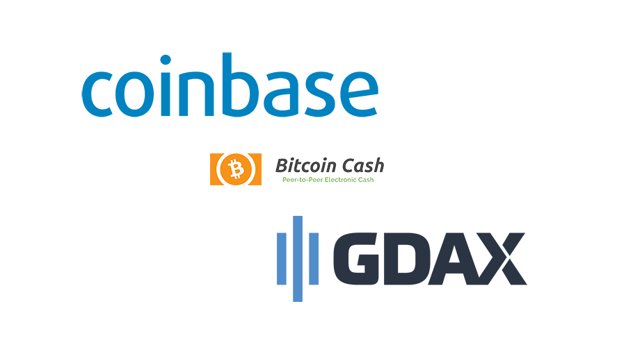 Bitcoin Cash BCH Added To Coinbase Trading Enabled On GDAX