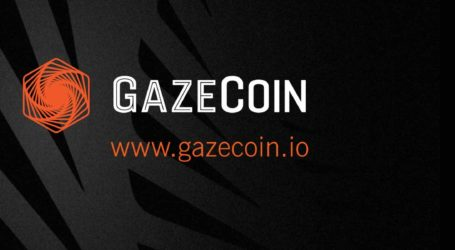 Gaze Coin: The future of Gaze in virtual reality worlds