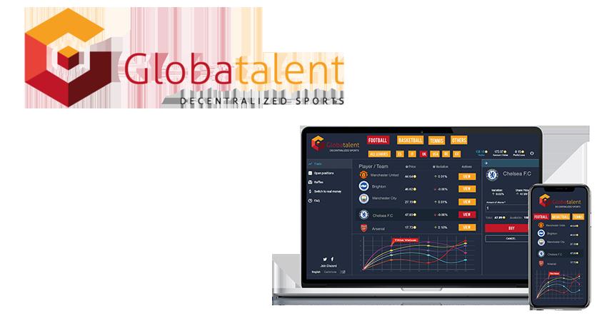 Image result for GLOBATALENT ICO