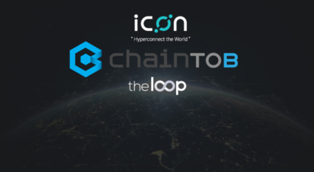 theloop and ChainToB partner to develop the Loopchain blockchain engine