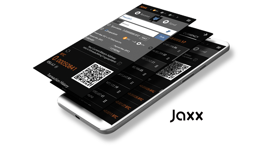 Jaxx updates crypto wallet heading inton 2018