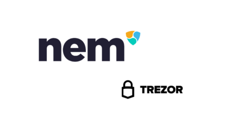 NEM launches first Nanowallet with Trezor Wallet login