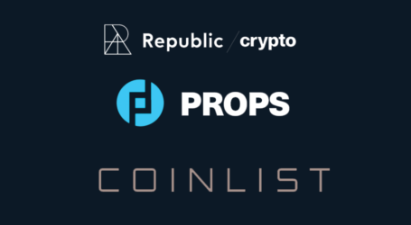 Republic Crypto launches PROPS token sale for all in parallel with CoinList accredited investors