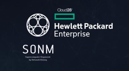 Hewlett-Packard invites SONM to Cloud28+ marketplace
