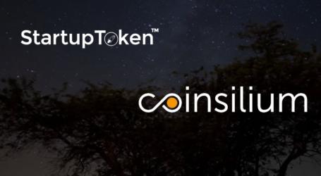 Coinsilium takes 30% stake in StartupToken