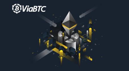 ViaBTC launches Ethereum (ETH) mining pool
