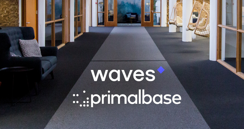Waves and Primalbase expand partnership in Amsterdam