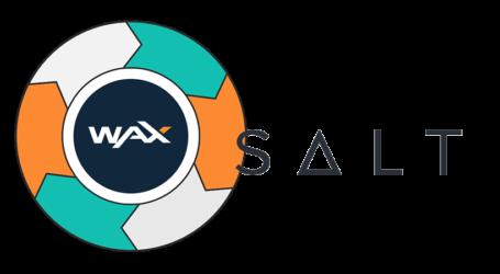 SALT lending platform to allow WAX tokens as collateral