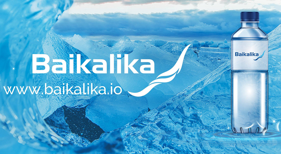 Baikalika holding token sale for healthy drinking water production