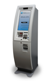 Coinsource installs new software across its bitcoin ATM network