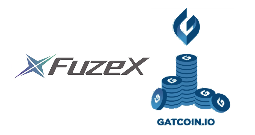 FuzeX partners with retail rewards blockchain GATCOIN