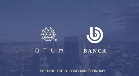 Banca launching cryptocurrency bank community based on Qtum