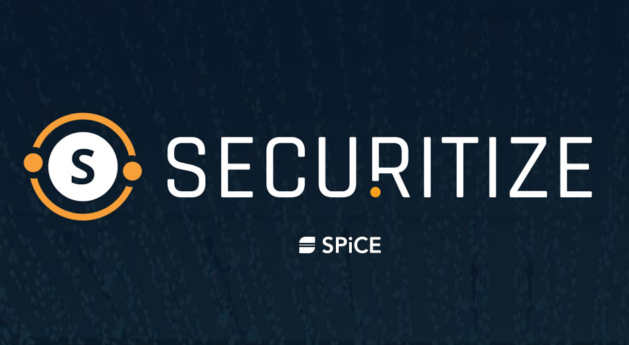 SPiCE VC launches Securitize platform for tokenized security ICOs