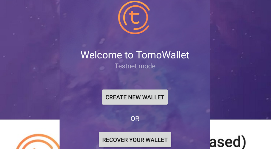 Cross-chain protocol Tomocoin releases demo of Tomowallet