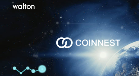 Waltonchain invests in crypto exchange Coinnest