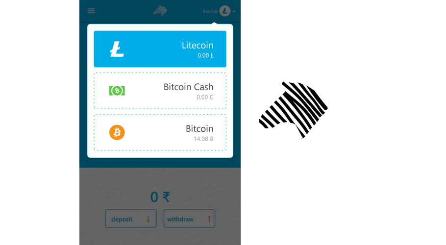 Zebpay adds Litecoin (LTC)