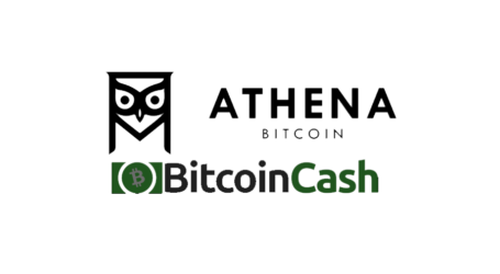Athena Bitcoin ATMs enable bitcoin cash (BCH)