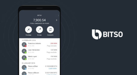Mexican bitcoin exchange Bitso releases first mobile app