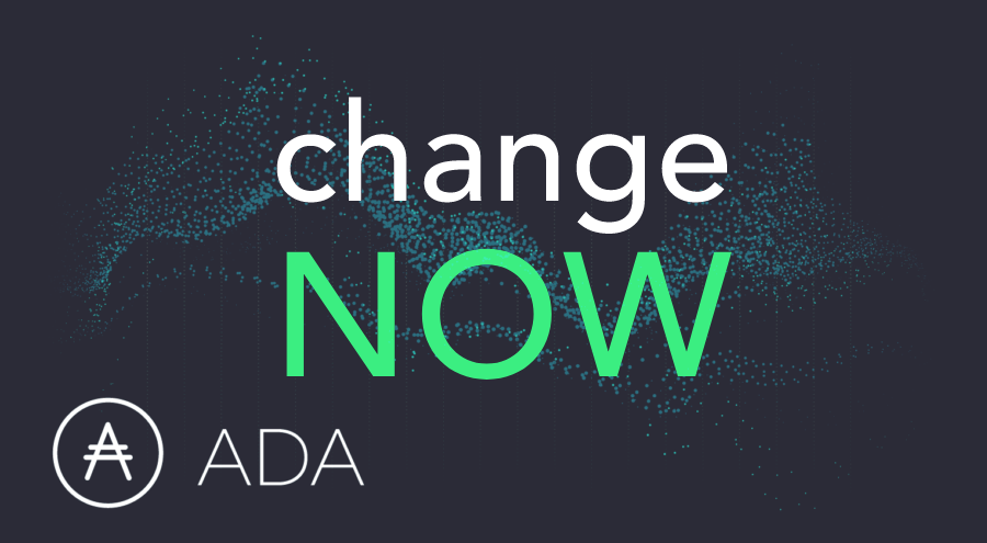 Crypto exchanger ChangeNOW integrates Cardano (ADA)
