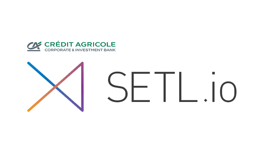 Crédit Agricole takes minority stake in the financial blockchain specialist SETL