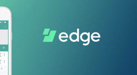 Edge cryptocurrency wallet now live