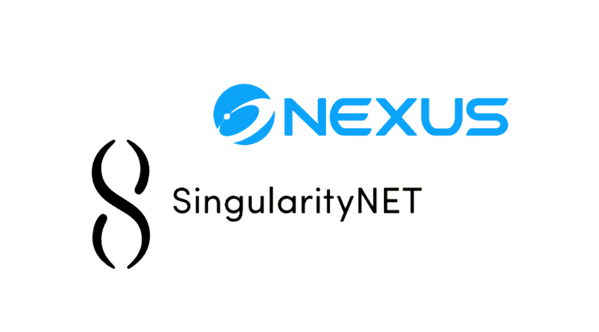 SingularityNET and Nexus to explore AI with 3D blockchain technology