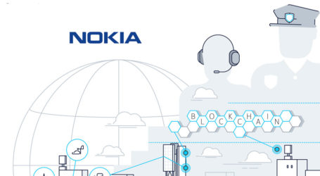 Nokia introduces Sensing as a Service powered by a blockchain for data integrity