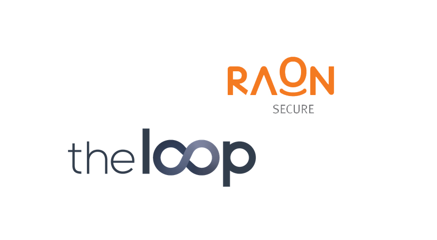 theloop and Raonsecure to co-develop blockchain biometric ID system