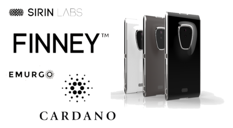 ADA to be supported in the FINNEY blockchain smartphone