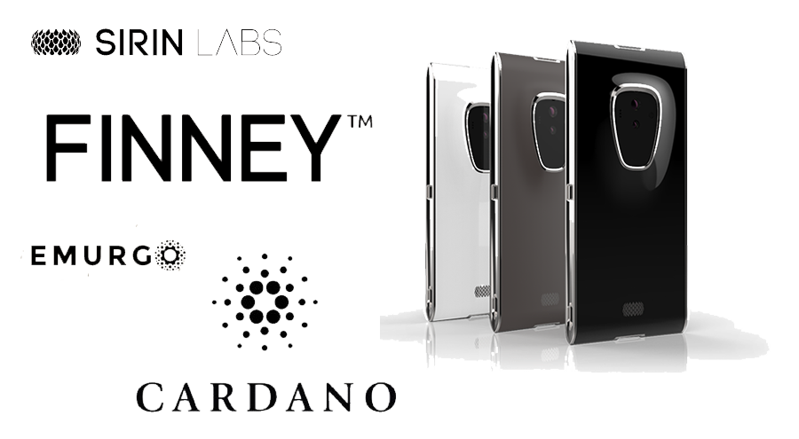 ADA token will be supported in the FINNEY blockchain smartphone